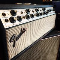 1974 Fender PA 100 tube head - $600