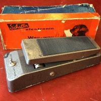 '70's Schaller Wau-wau bow-bow V2 pedal w/box - $250