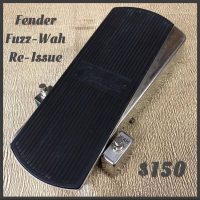 Fender Fuzz-Wah re-issue - $150