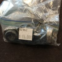 Fender amp feet (set of four w/screws) - $95