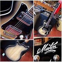 2008 Maton MS-500 50th Anniversary w/ OHSC - $1,295