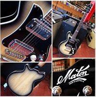 2008 Maton MS-500 50th Anniversary w/ OHSC - $1,295