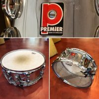"Premier 14"" Snare Drum - $110"