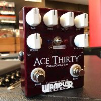 Wampler Ace Thirty overdrive - $160