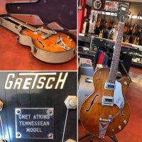 1967 Gretsch Chet Atkins Tennessean 6119 w/ OHSC - $2,395