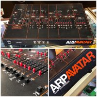 ARP Avatar Analog Synth - $1,000 sold as is w/ out pickup