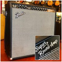 Fender Super Reverb w/ foot switch & cover - $895