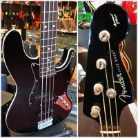 2004-05 Fender Aerodyne Jazz Bass CIJ w/ gig bag - $695
