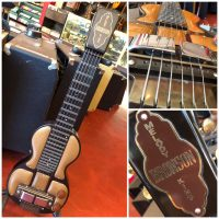 1948 Bronson (Rickenbacker) Melody King lap steel - $895