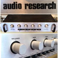 Audio Research SP-4 stereo preamp - $350