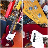 1994-95 Fender Jazz Bass JB62-70 MIJ w/ gig bag - $745
