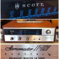 Scott LT-112B stereo tuner - $100