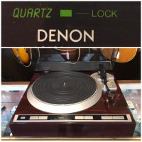 Denon DP-37F turntable - $295