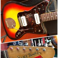 """1960's Voice Frontier """"Custom"""" 1000 w/ gig bag - $1,295 Made in Japan"""
