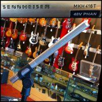 Vintage Sennheiser MKH 416T condenser mic - $250