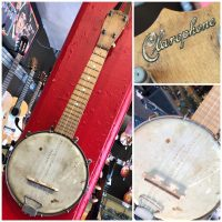 1920's Gretsch Clarophone Banjo Uke (Banjolele) - $250