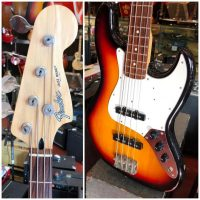 1994-95 Fender JB-58 Jazz Bass w/ gig bag - $695 MIJ