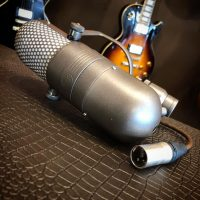 RCA 77 ribbon mic rebuilt by Stephen Sank - $1,995
