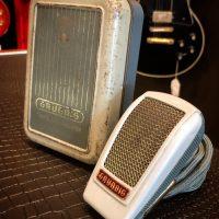 Grundig GDM15 dynamic mic w/ box - $49