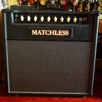 Matchless the Independence 35 W/ cover and foot switch - $2,695