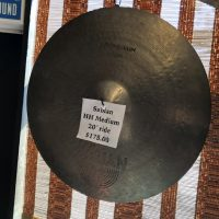 "Sabian HH Medium 20"" ride - $175"
