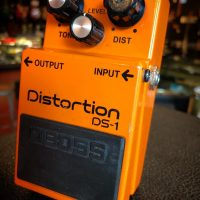 Boss DS-1 Distortion - $35
