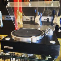 Yamaha GT-2000 turntable - $1,800