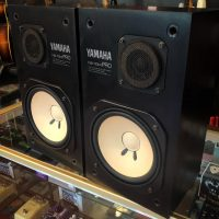 Yamaha NS-10M Pro studio monitors - $600 They can also be used as hifi speakers