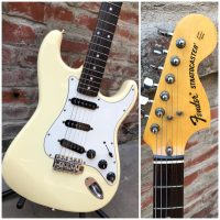 1985-86 Fender ST-72 Stratocaster w/ gig bag MIJ - $750
