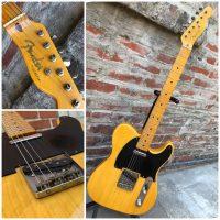 2004-05 Fender TL-52-80TX ( Texas Special Pickups) CIJ w/ gig bag - $895