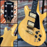 1984 Carvin DC150 w/ OHSC - $695 Original owner removed kahler system.