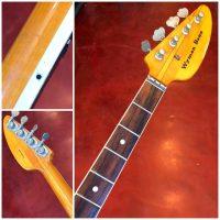 1960's Vox Wyman Bass neck - $250