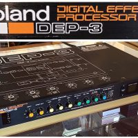 Roland DEP-3 digital reverb/ EQ- $95
