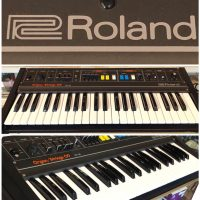 1979 Roland RS-09 analog synth - $600