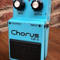 Boss CE-2 Chorus - $140 MIT
