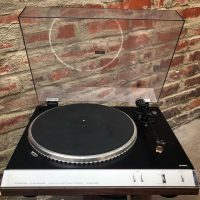 Sanyo Plus Q25 turntable - $195