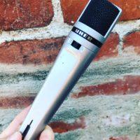 Uher M534 dynamic mic - $100