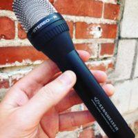Sennheiser MKE66 stereo cardioid condenser mic - $130