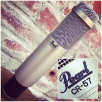 Pearl CR-57 condenser mic - $150