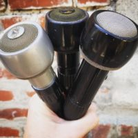Trio of Sennheiser MD42 dynamic mics - $125 each.