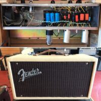 1999 Richtone Reverb Unit - $850 Hand wired and made in Burbank, CA