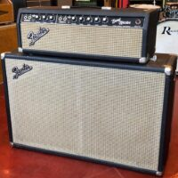 1966 Fender Bandmaster head and cab - $1,395