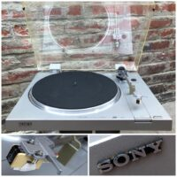 Sony PS-LX2 turntable w/ brand new stylus - $140
