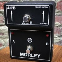 Morley MOD-ABY pedal - $40