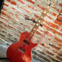 Hondo II Les Paul Custom style body and neck - $50