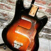 1960's Kawai body - $40