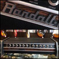 1970's Randall RB150 head - $150