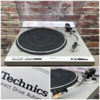 Technics SL-D202 turntable - $250