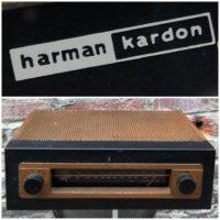 Harman Kardon A-310 tubed stereo receiver - $195