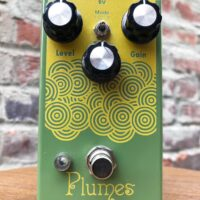 EarthQuaker Devices Plumes overdrive - $85